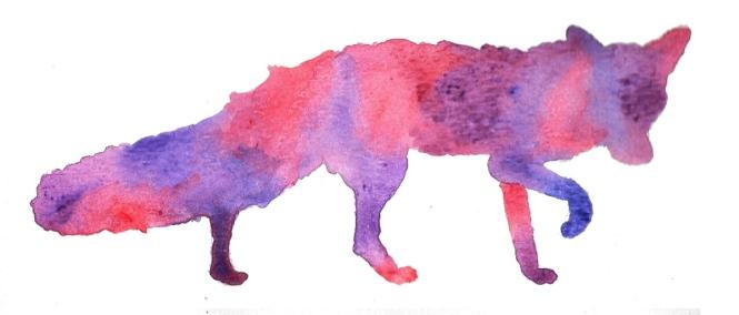 Fox Silhouette