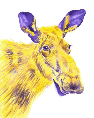 Dualchrome Moose
